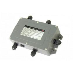 Соединительная коробка Keli JB XHS02 пластиковая.