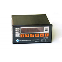 Калибровка тензодатчиков на весовом контроллер Revere Transducers VT400