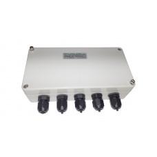Соединительная балансировочная коробка для 4-х тензодатчиков Utilcell.