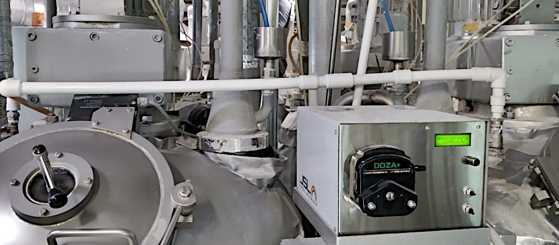 Автоматизация пищевых технологических линий