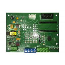 Микроконтроллер PD_05_2 перистальтического насоса дозатора ЮНАП