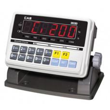 Весовой индикатор CAS CI-200A / 201A