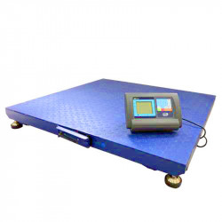 Весы 2000 кг платформенные МП 2000 ВЕДА ЦИКЛОП