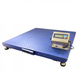 Весы 3000 кг платформенные МП 3000 ВЕДА ЦИКЛОП