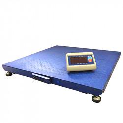Весы 600 кг платформенные МП 600 ВЕДА ЦИКЛОП