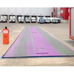 Автомобильные весы на заказ от 30 до 100 тонн
