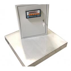 Платформенные весы из нержавеющей стали