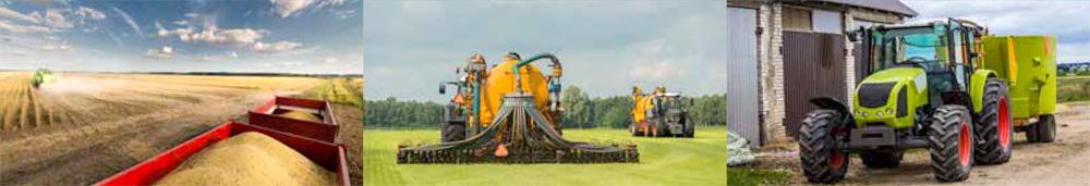 Применение тензодатчика VPG Agribar 5330 в сельскохозяйственной технике
