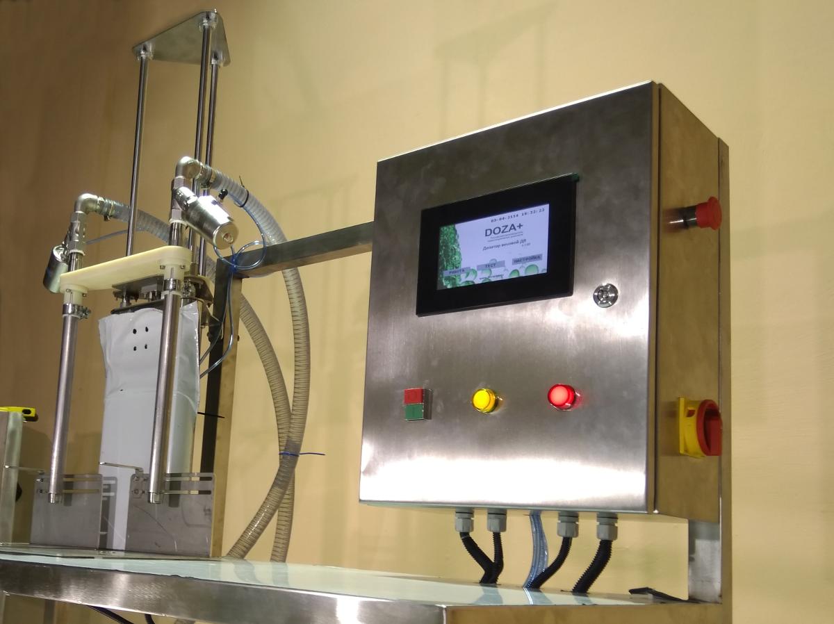 Шкаф управления электро и пневмо агрегатами